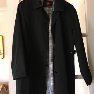 Vintage short trench coat